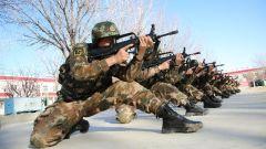 挑戰極限,超越自我丨武警阿勒泰支隊組織預備特戰隊員集訓