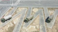 武警新疆總隊機動第一支隊:新訓駕駛員進階之路