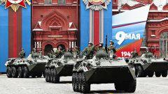 """令全球军迷""""疯狂"""" 俄罗斯红场阅兵有这三大特色"""