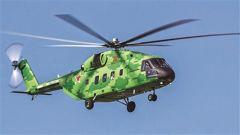 俄米-38變身空中指揮所
