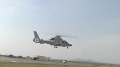 海軍某艦載直升機團:在實地飛行訓練中提升新飛行員作戰能力