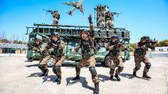 武警上??傟牂C動第一支隊:盤活訓練資源 提升實戰能力