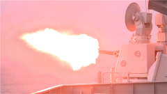 【第一军视】战斗警报不断!这场海上实战化演练火光冲天