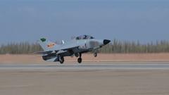 【聚焦實戰化演兵場】空軍飛行學員高強度自由空戰