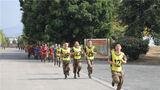 3000米跑考核