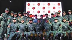 頑強拼搏勇爭第一 中國軍人贏得國際友人點贊