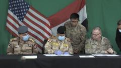 国际联军将持续从伊拉克多个基地撤出