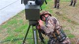 光瞄展开与撤收训练