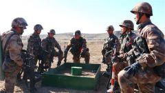 精武强能!新疆军区某边防团开展岗位创破记录比武竞赛