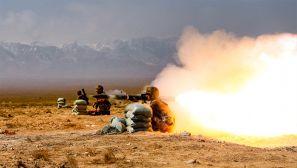 陆军第76集团军某旅组织多科目实弹射击