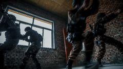 武警吕梁支队组织特战力量专项训练