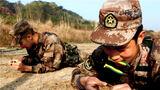 三步上杆、勾杆打结、飞身下杆、攀登固定……近日,陆军第77集团军某旅有线集训队紧贴任务实际,聚焦实战标准,组织官兵开展有线专业训练。图为官兵正在进行线头接续训练。