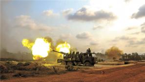"""携手砺兵为和平 ——""""金龙-2020""""中柬两军联合训练影像"""