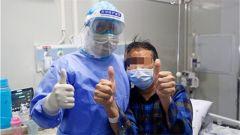 患者即我友——记火神山医院感染二科二病区主任王辉