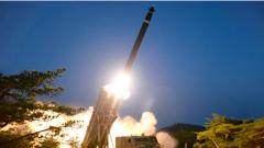 反复试射同一型武器 朝鲜一边强化作战能力一边加速重启美朝对话