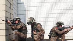 武警云南总队: 一枪毙敌 全面锤炼反恐制胜能力