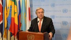 古特雷斯决定暂停联合国维和人员轮换及部署