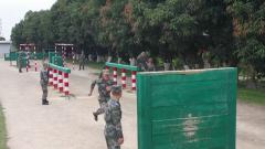 陆军第73集团军某合成旅开展基础课目连贯考核