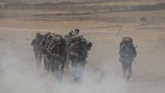 【聚焦实战化演兵场】陆军第79集团军某合成旅多科目连贯考核