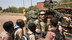 法欲组多国联军推进西非反恐