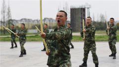从课堂走向战场! 武警安徽总队组织定向培养士官结业考核
