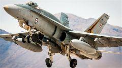"""澳空军46架""""大黄蜂""""退役将出售给美国空战训练承包商"""