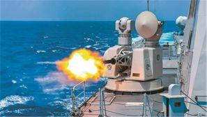 踏浪蹈海砺剑锋——南部战区海军某驱逐舰支队实战化训练掠影