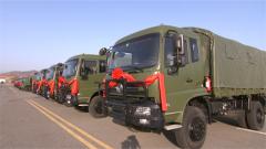 火箭军某团:新型战车入列 助力保障能力提升