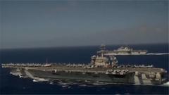 李莉:军机频繁在台湾海域飞行 传递美军战略重心调整方向