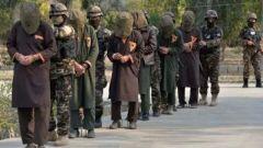 阿富汗政府释放首批塔利班在押人员