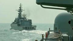 【聚焦实战化演兵场】海军某护卫舰支队多课目实弹射击训练