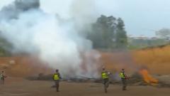 贵州:军地协同 提升应急救援能力