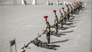 聚焦丨军事训练考核,他们这样凭实力说话!