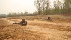 陆军第82集团军某旅开展单兵单装综合考核
