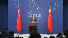 中国外交部:奉劝美国尊重客观事实 尊重世卫组织工作