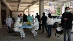 【直通疫情防控一线】湖北省荣军医院上门体检 助力复工复产