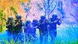 班组战术搜索训练