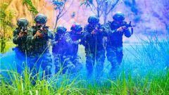 武警来宾支队:挥洒汗水精武强能 紧贴实战锻造精兵