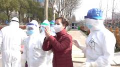 """【直通疫情防控一线】白衣战士的战""""疫""""心声"""