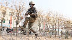 陆军第80集团军某合成旅开展群众性练兵活动