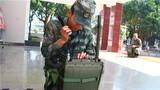 电台通讯操作训练