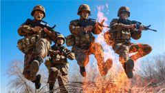 西北边陲战鼓响 实战演练砺精兵