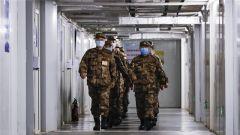经中央军委主席习近平批准 军队支援湖北医疗队圆满完成任务回撤