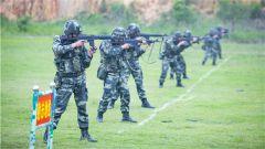 武警来宾支队:勤训轮换真抓实练 紧贴实战提升素质