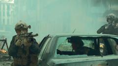 在國產軍事電影《紅海行動》中感受大國之威