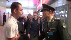 交流经验 促进理解 中国军校迎来一批外国学员