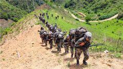 战备拉练提升军事素养 实战实训练就过硬本领