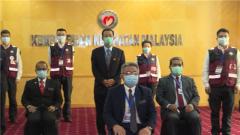【助力世界抗疫 中国伸出援手】中国抗疫医疗专家组与马来西亚专家交流