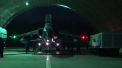 下半夜飞行训练锤炼飞行员全时段作战能力