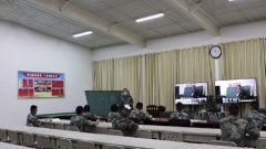 新疆阿克苏:官兵齐心 助力边防战士备战军考